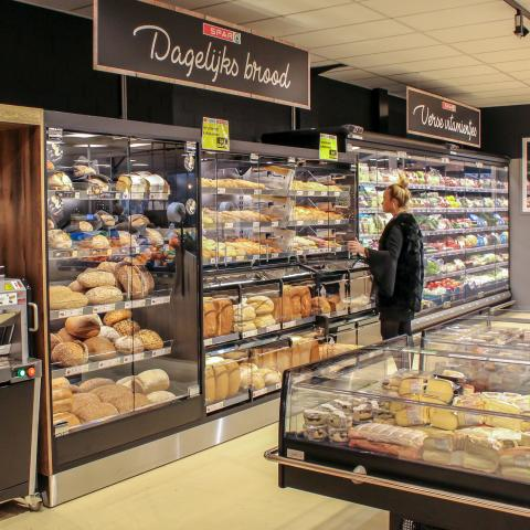 SPAR supermarkt Brood & Gebak