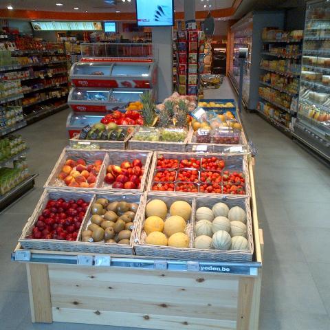 Ouvrir une supérette Lambrechts Spar – légumes frais