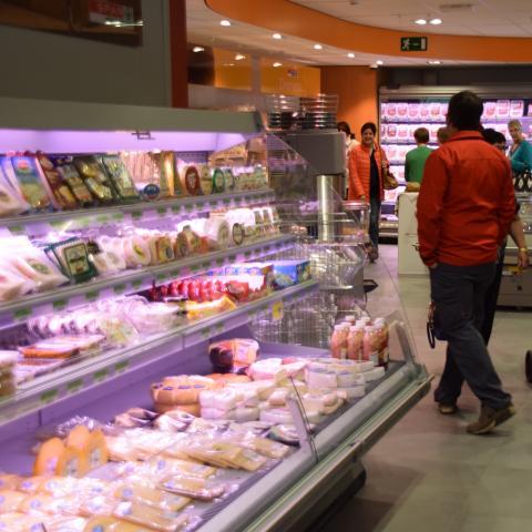Ouvrir une supérette Lambrechts Spar – produits prêts à l'emploi