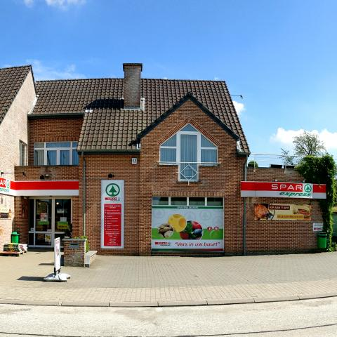 Lambrechts Spar superette beginnen – marketing ondersteuning