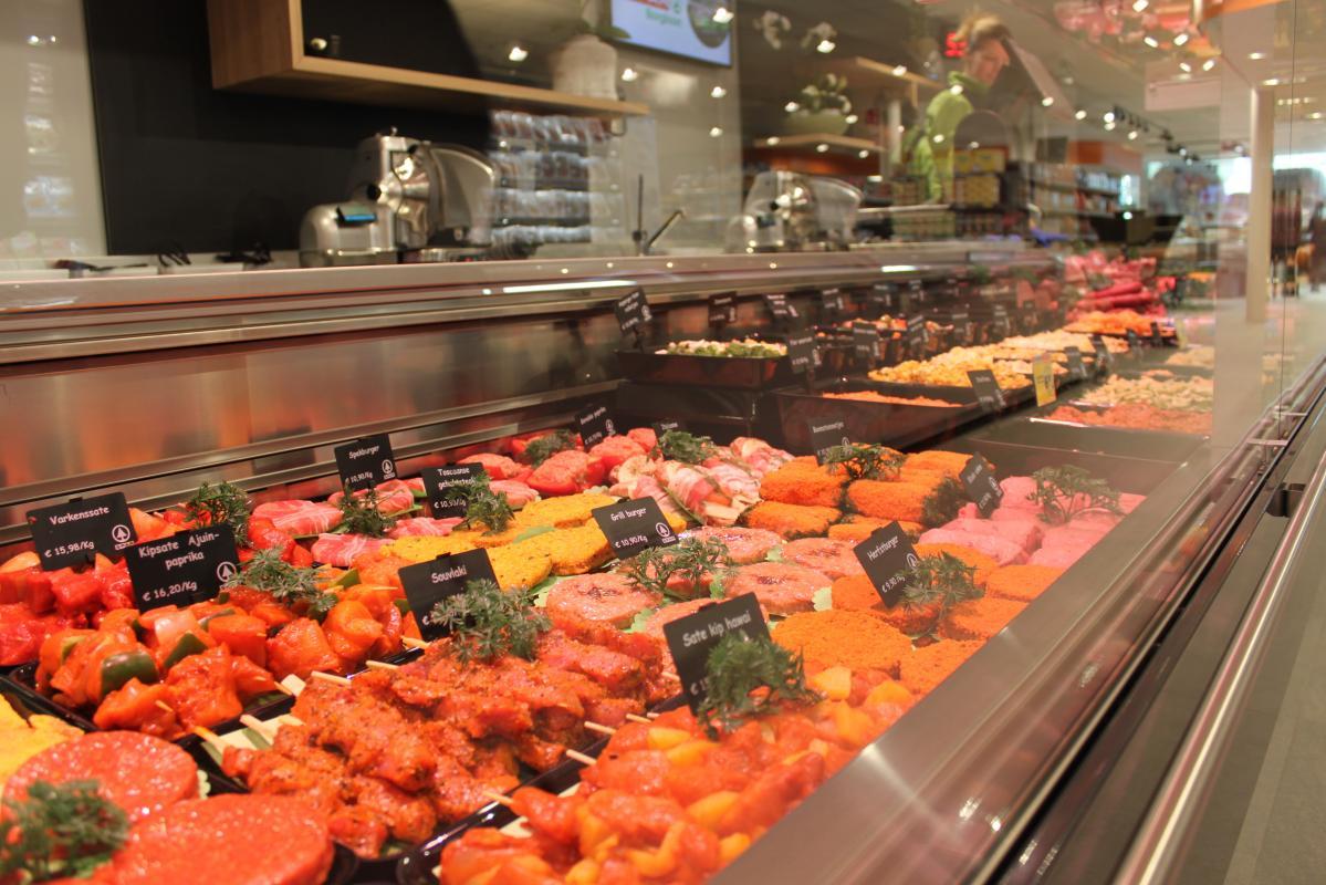 Ouvrir un magasin Lambrechts Spar – plus frais que frais