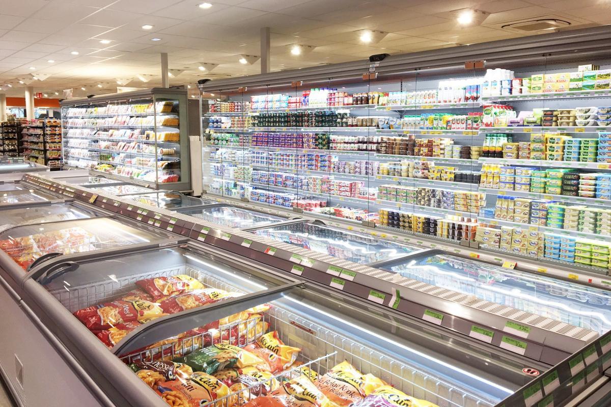 Lambrechts Spar winkel beginnen – winkelinrichting